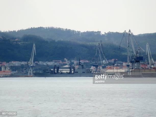 naval base - marinebasis stockfoto's en -beelden