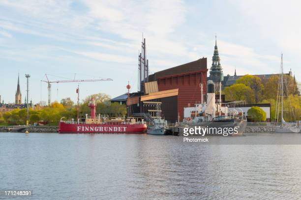 naval history of stockholm - vasa ship stock pictures, royalty-free photos & images