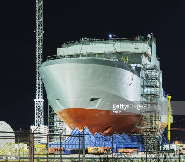 Navale construction navale