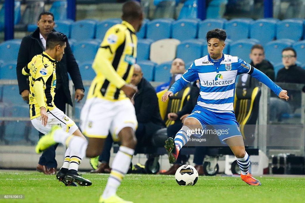 """Dutch Eredivisie""""Vitesse Arnhem v PEC Zwolle"""" : Foto di attualità"""