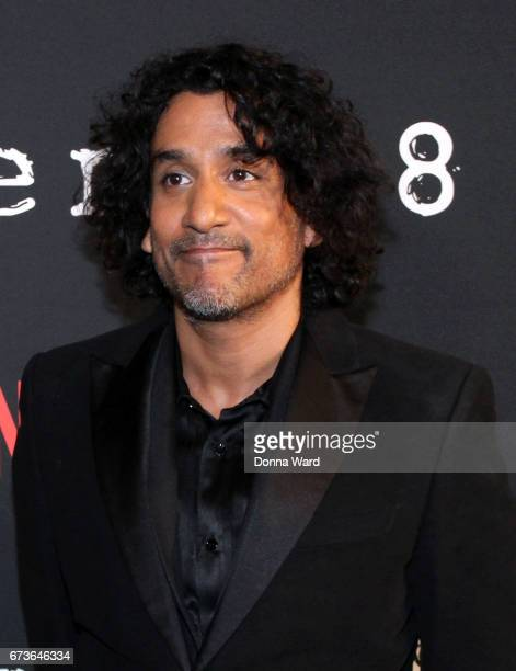 Naveen Andrews attends the Sense8 New York Premiere at AMC Lincoln Square Theater on April 26 2017 in New York City