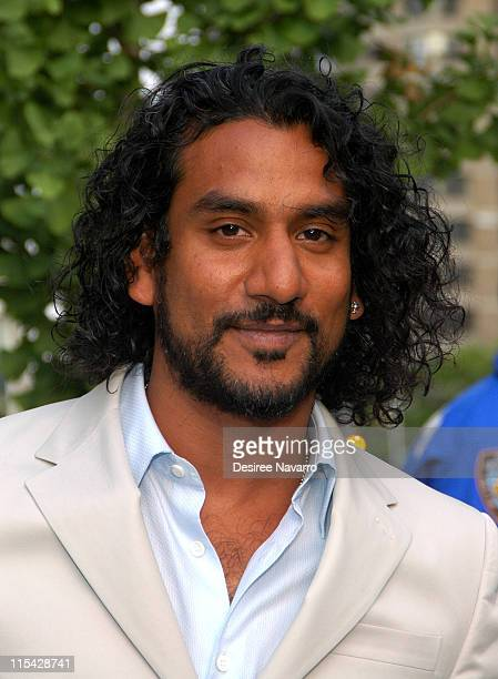 Naveen Andrews during ABC Upfront 2006/2007 Departures at Lincoln Center in New York City New York United States