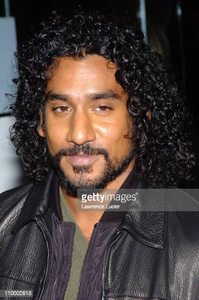 Naveen Andrews during Bride Prejudice New York City Premiere at United Artists Union Square in New York City New York United States