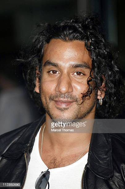 Naveen Andrews during Naveen Andrews Sighting in New York City June 15 2006 at West Village in New York City New York United States