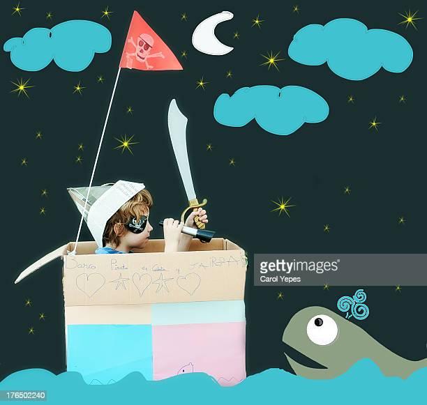 navegando por los mares del norte