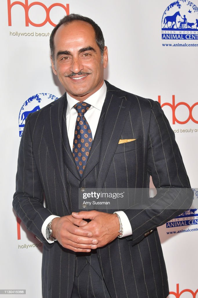 Hollywood Beauty Awards : News Photo