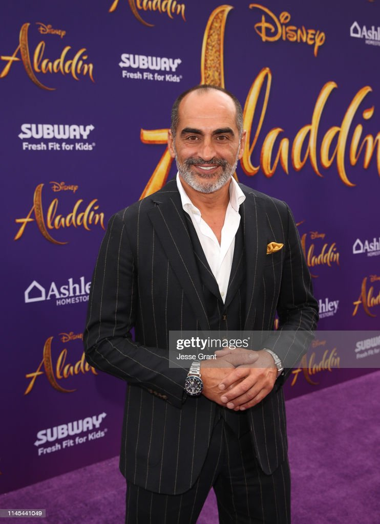 "World Premiere of Disney's ""Aladdin"" In Hollywood : News Photo"