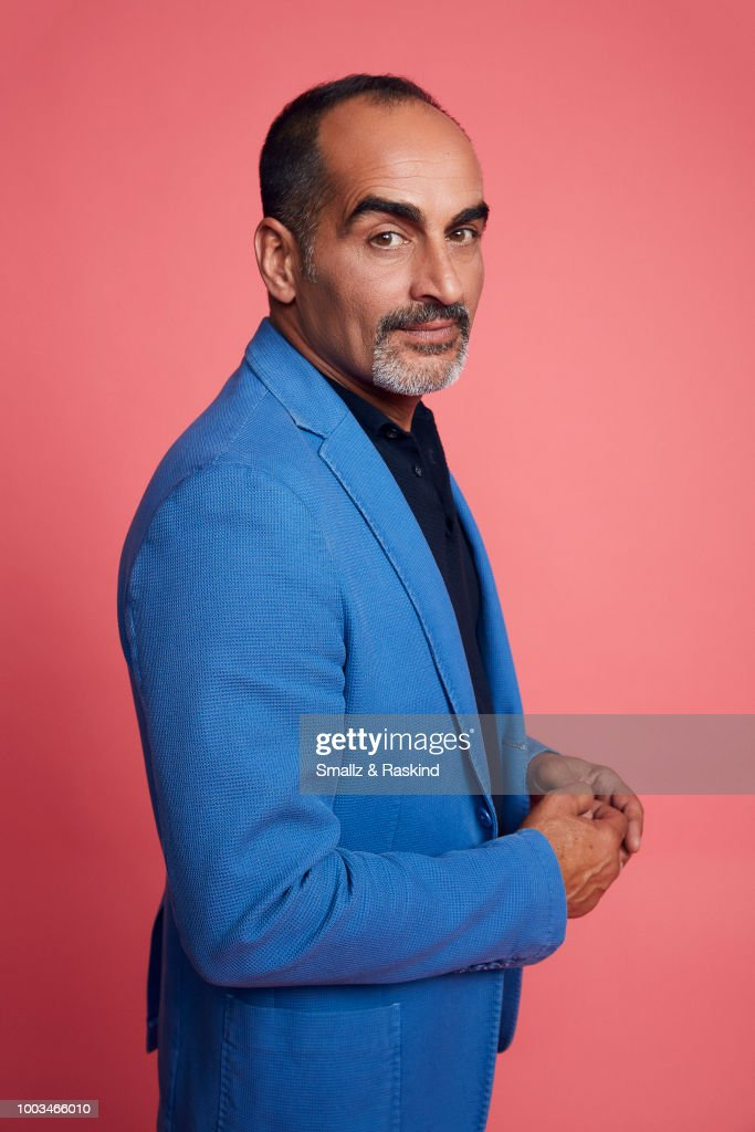 Getty Images Portrait Studio powered by Pizza Hut at San Diego 2018 Comic Con : News Photo
