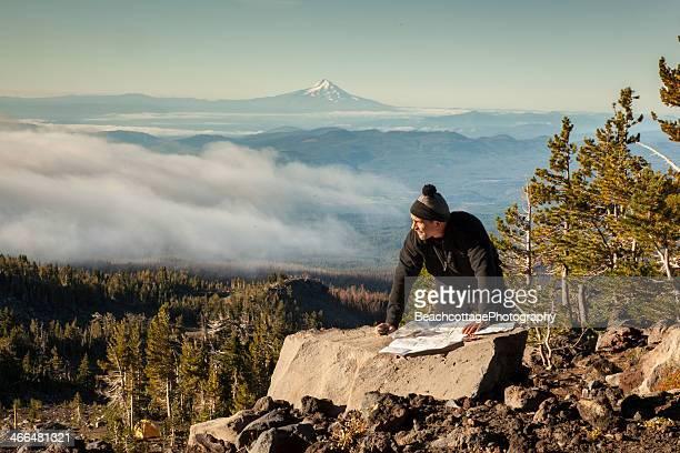 Navigating the Mountain