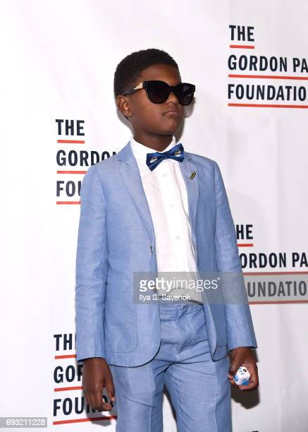 Naviyd Ely Raymond attends the 2017 Gordon Parks Foundation Awards Gala at Cipriani 42nd Street on June 6 2017 in New York City