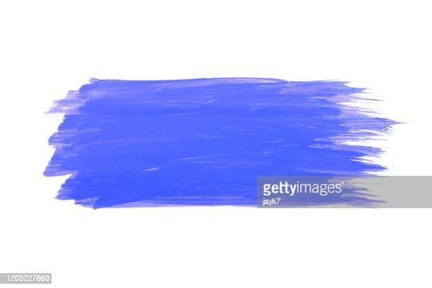 navy blue paint stroke - stroking stock pictures, royalty-free photos & images
