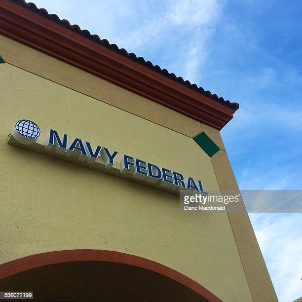 Navy Federal Credit Union in Jacksonville Beach Florida USA