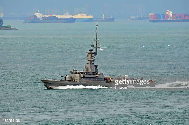 Navy Missile Corvette