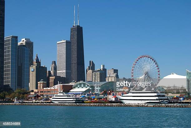 navy pier - navy pier stock pictures, royalty-free photos & images
