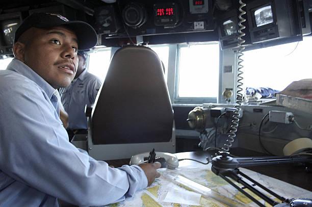 us navy sailor quartermaster seaman q