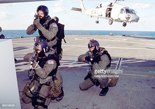 Navy SEAL personnel part of US Special Forces