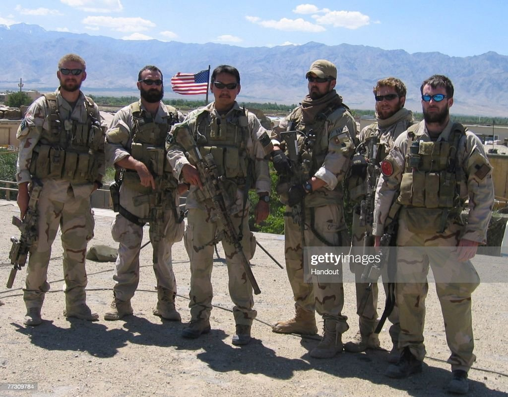 SEAL Lt. Michael P. Murphy Is Killed During A Reconnaissance Mission In Operation Red Wing : News Photo