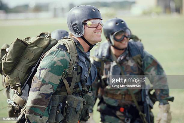 Navy SEALS part of US Special Forces