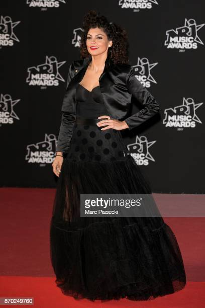 Nawell Madani attends the 19th 'NRJ Music Awards' ceremony on November 4 2017 in Cannes France
