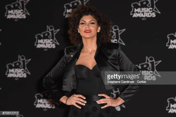Nawell Madani attends the 19th NRJ Music Awards on November 4 2017 in Cannes France