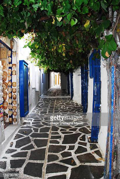 naxos  greece - naxos stockfoto's en -beelden