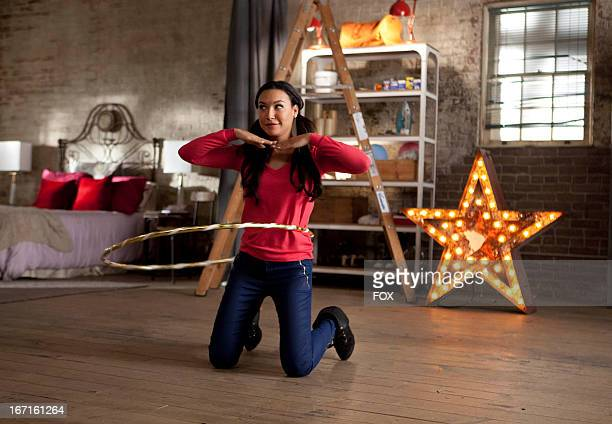 """Naya Rivera as 'Santana' in the """"Guilty Pleasure"""" episode of GLEE airing Thursday, March 21, 2013 on FOX."""
