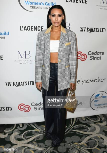 Naya Rivera attends Women's Guild CedarsSinai Annual Luncheon at Regent Beverly Wilshire Hotel on November 06 2019 in Beverly Hills California