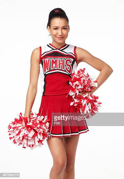 Naya Rivera guest-stars as Santana in all-new episodes of GLEE premiering at a special time Tuesday, April 13 on FOX.