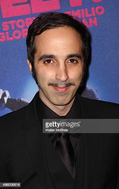 Nayib Estefan attends the Broadway Opening Night Performance of 'On Your Feet' at the Marquis Theatre on November 52015 in New York City