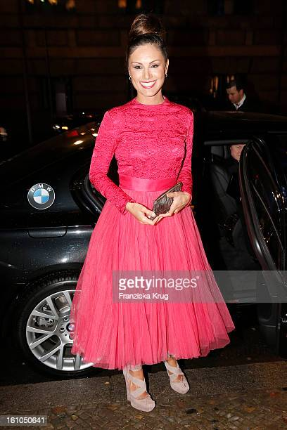 Nazan Eckes attends the 'Festival Night by Bunte and BMW' at the 63rd Berlinale International Film Festival at the Humboldt Carre on February 8 2013...