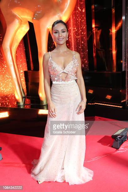 Nazan Eckes during the Bambi Awards 2018 Arrivals at Stage Theater on November 16 2018 in Berlin Germany