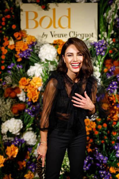 DEU: Bold Woman Award 2021 by Veuve Clicquot In Berlin