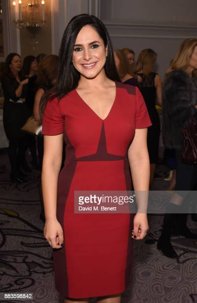 Nazaneen Ghaffar attends the 'Sky Women In Film and TV Awards' held at London Hilton on December 1 2017 in London England