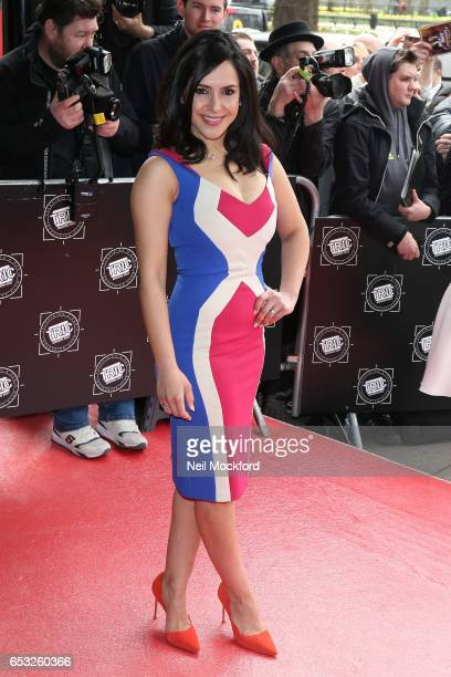 Nazaneen Ghaffar attends the TRIC Awards 2017 on March 14 2017 in London United Kingdom