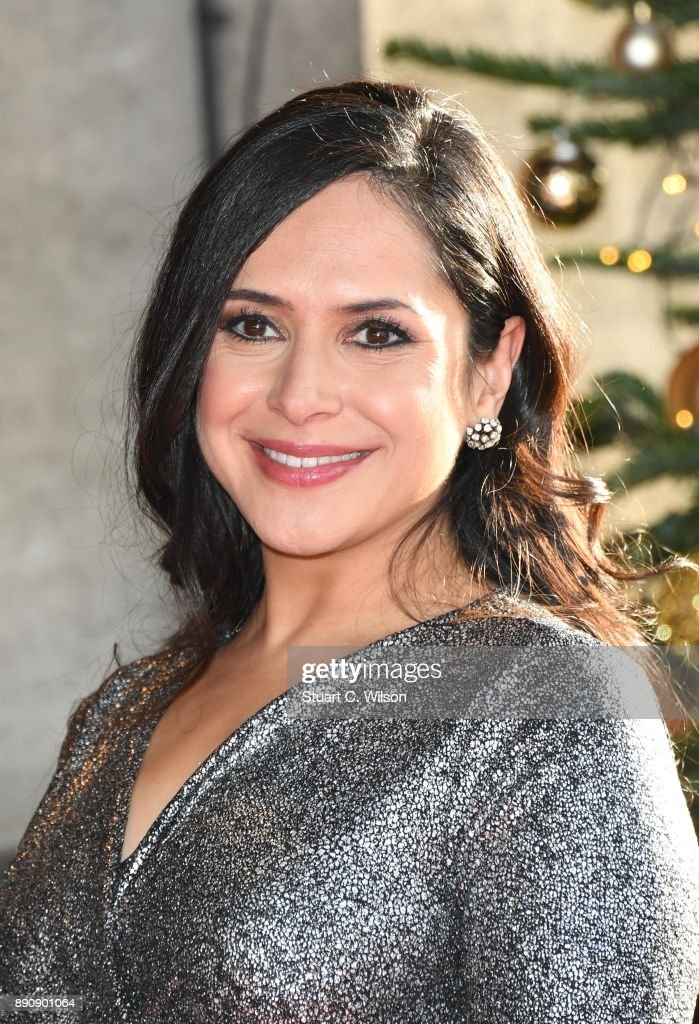 TRIC Awards Christmas Lunch - Red Carpet Arrivals : News Photo