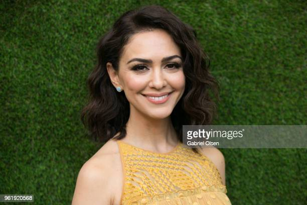 Nazanin Boniadi arrives to the For Your Consideration Event for Starz's 'Counterpart' and 'Howards End' at LACMA on May 23 2018 in Los Angeles...