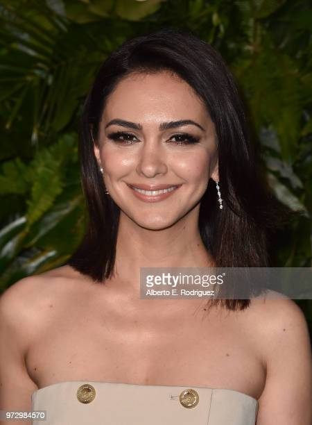 Nazanin Boniadi attends Max Mara Women In Film Face of the Future at Chateau Marmont on June 12 2018 in Los Angeles California