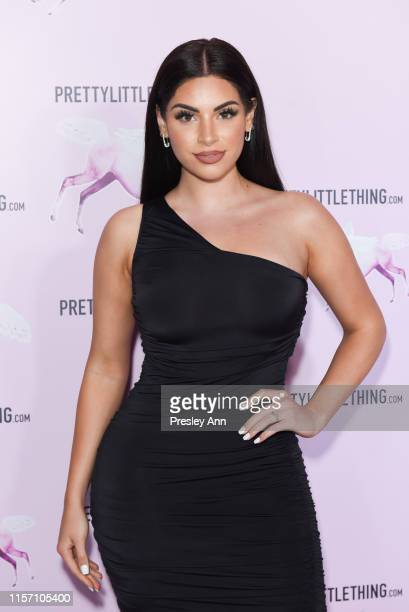 Nazanin Kavari attends Pretty Little Thing's BET awards pre party at Pretty Little Thing Showroom on June 19 2019 in West Hollywood California