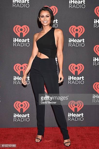 Nazanin Mandi attends the 2016 iHeartRadio Music Festival at T-Mobile Arena on September 24, 2016 in Las Vegas, Nevada.