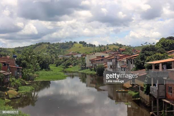 Nazare riverside town - Itaparica Island - Bahia