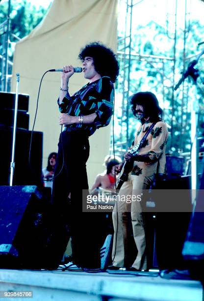 Nazareth performing at the Alpine Valley Music Theater in East Troy Wisconsin July 13 1977