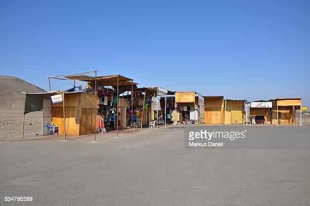 Nazca Airport Souvenir Shops