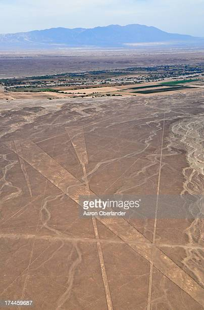 nazca lines - nazca lines stock pictures, royalty-free photos & images
