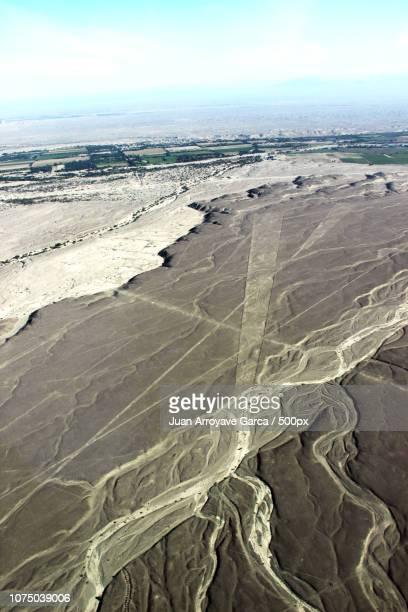 nazca trapezoid - trapezoid stock pictures, royalty-free photos & images
