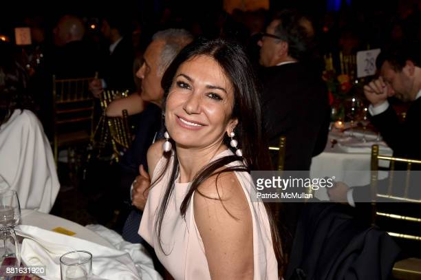 Nazee Moinian attends the Best of New York and Israel at AFRMC Gala Honoring Cardinal Dolan Scott Rechler with Yitzhak Rabin Excellence in Leadership...