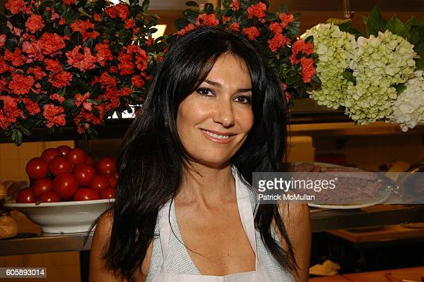 Nazee Moinian attends The IRVINGTON INSTITUTE Through The Kitchen Dinner Benefit for Immunological Research at The Four Seasons Restaurant on April...