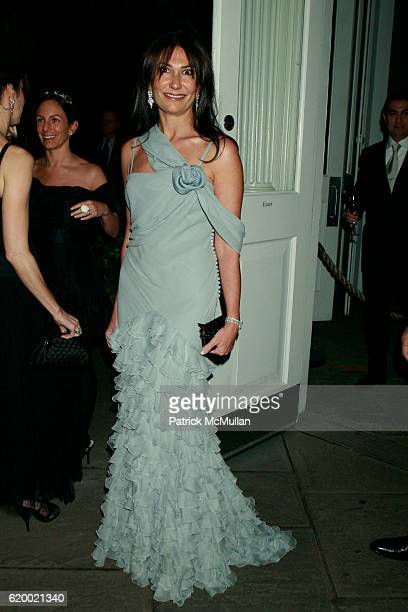 Nazee Moinian attends The Tenth Annual WINTER WONDERLAND BALL Sponsored by CHANEL FINE JEWELRY at The New York Botanical Garden on December 5 2008 in...