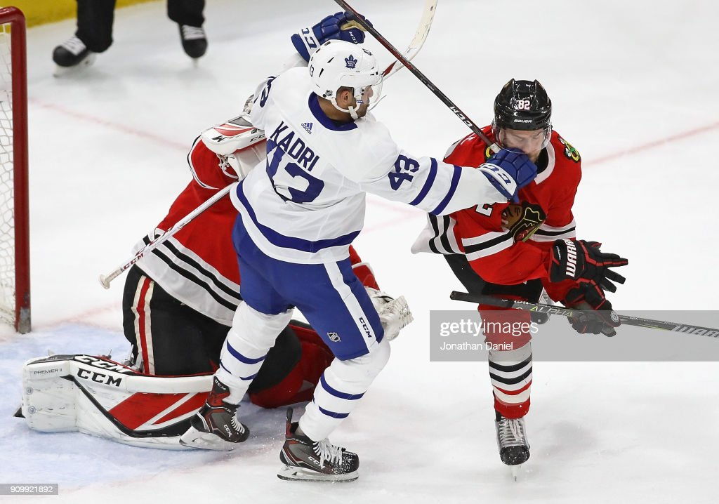 Toronto Maple Leafs v Chicago Blackhawks