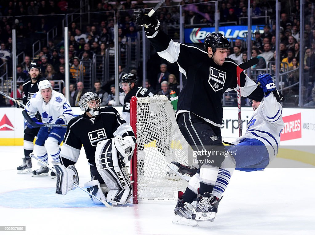 Toronto Maple Leafs v Los Angeles Kings : ニュース写真