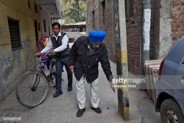 Nazir Singh a survivor of the 1984 Sikh massacre tells his story after the Delhi High Court sentenced Congress leader Sajjan Kumar to life...